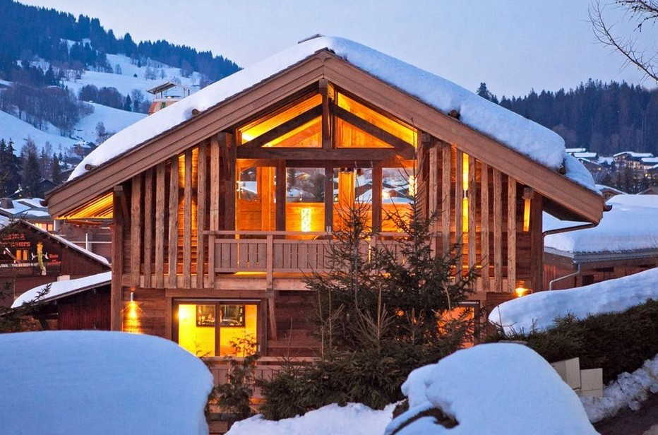 The Alps, a region teaming with traditional, luxury properties